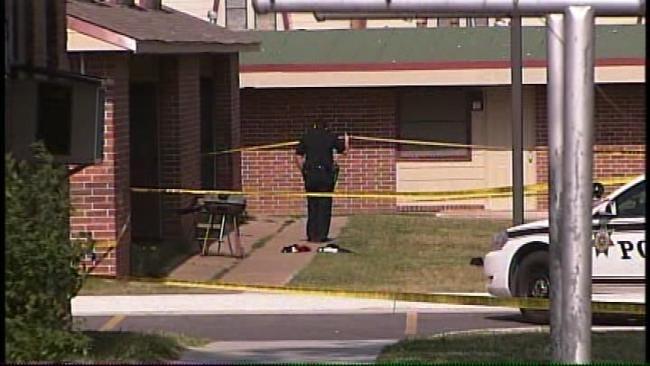 Teen Shot Several Times At North Tulsa Apartment Complex