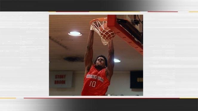 TU Basketball Signs Northeastern's Kauri Black
