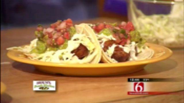 Baja Jack's Famous Fish Tacos