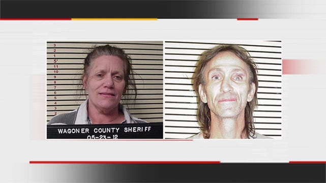 Wagoner County Couple Arrested In Wednesday Shooting