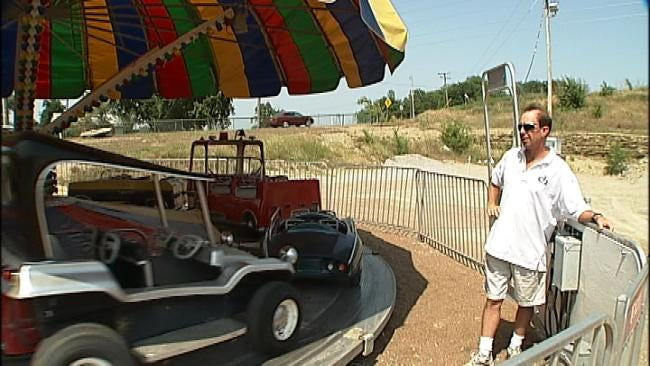 Bells Amusement Park Reopens In West Tulsa