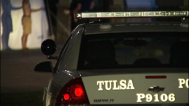 Man Working Tulsa Tent Sale Robbed, Pistol Whipped