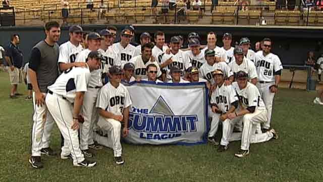 ORU Captures 15th Straight Summit League Championship