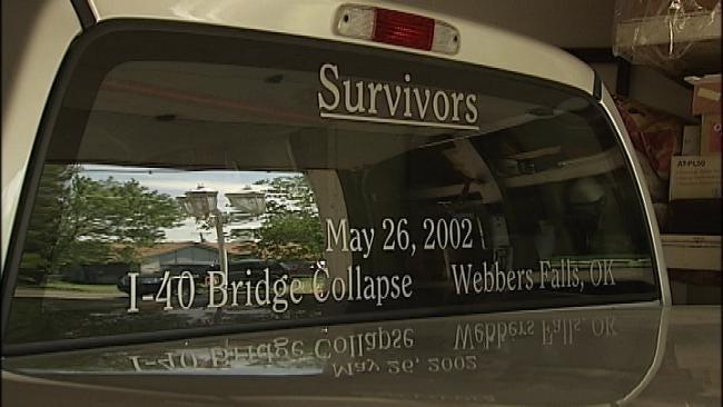 Broken Arrow Survivor Remembers I-40 Bridge Collapse On 10th Anniversary
