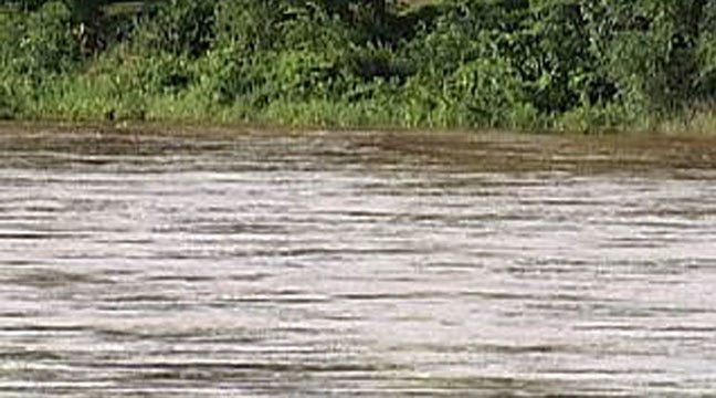 Kansas Officials Warn Against Contact With Arkansas River