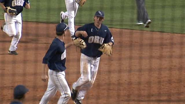 ORU To Face Baylor In NCAA Tournament Opener