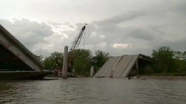 Ten Years Later: I-40 Bridge Collapse At Webbers Falls