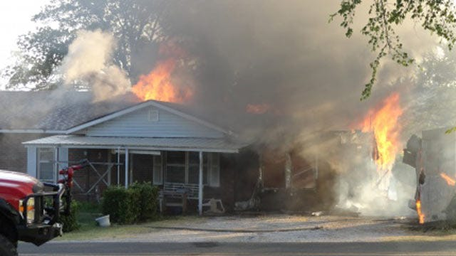 Explosion Destroys Sequoyah County Home, Ruled Accidental