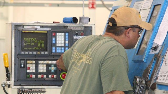 Machinist Job Fair Scheduled At Pryor's Mid-America Industrial Park