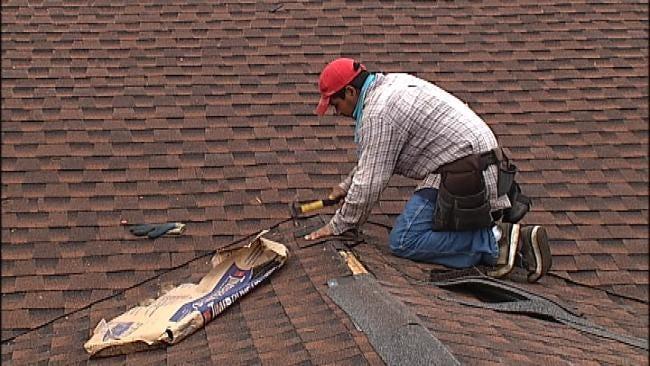 Oklahoma Homeowners Warned About Weather Repair Fraud