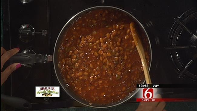 Eskimo Joe's Stovetop Baked Beans