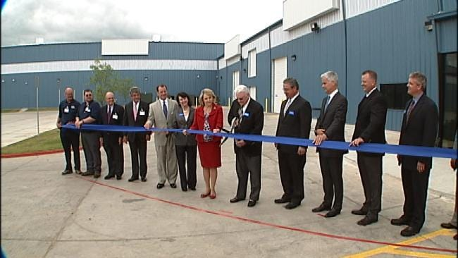 Sand Springs' Webco Industries Opens New Facility