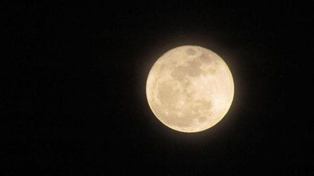 The last Supermoon Of The Year, The 'Flower Moon,' Will Rise This Week