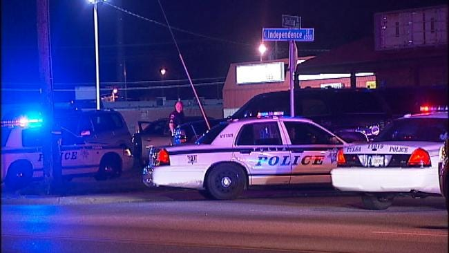 Two People Shot During Bar Fight In North Tulsa