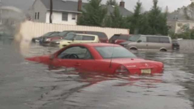 Oklahomans Cautioned About Flood-Damaged Vehicles Being Sold After Sandy