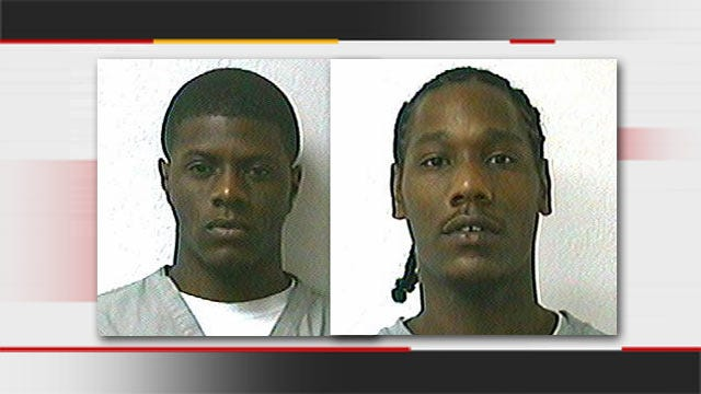 Two Oklahoma Prison Escapees Arrested In Eastern Arkansas
