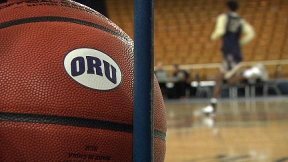 ORU Men's Hoops Falls In Opener
