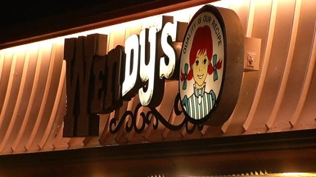 Armed Robbery Attempt Fails At Tulsa Wendy's Restaurant
