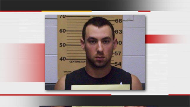 Cushing Police Arrest Man For Making False Robbery Report