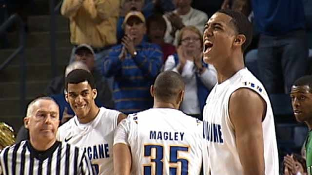 Tulsa Basketball Starts Manning Era With A Win