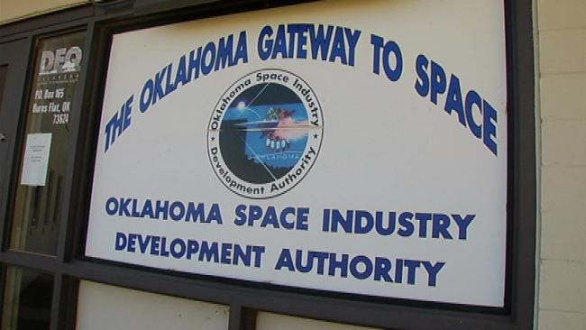 More Investment Needed For Multi-Million Dollar Oklahoma Space Agency To Liftoff
