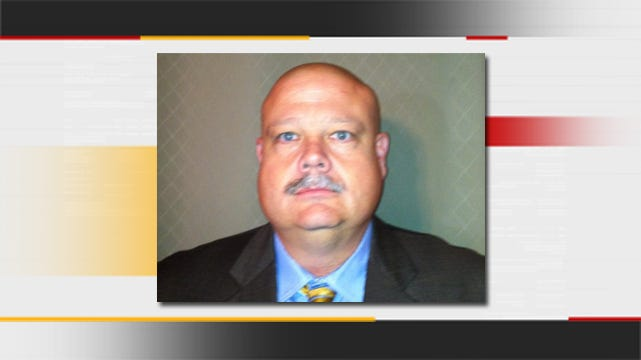 Former Jenks Officer Now Mounds Police Chief