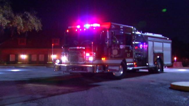 Kitchen Fire Damages Tulsa Apartment