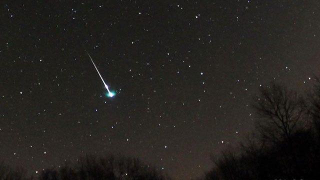 Leonid Meteor Shower To Peak This Weekend