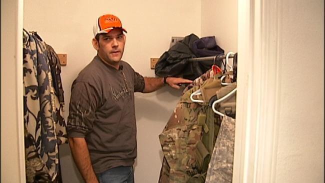 Thieves Take Entire Gun Safe From Home Of Iraqi War Veteran