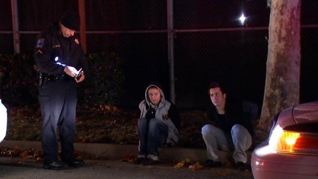 Tulsa Police Arrest Two Teens For Car Burglaries