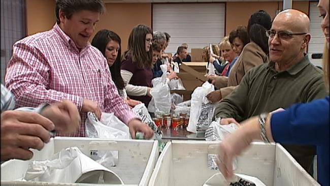 Tulsa Accounting Firm Celebrates 15th Anniversary Helping Hungry Kids