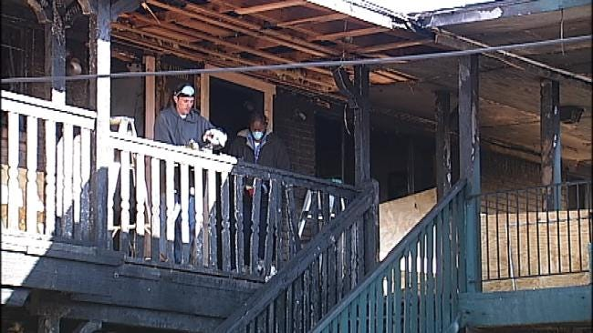 Tulsa Fire Department: Cause Of Apartment Fire Was Accidental