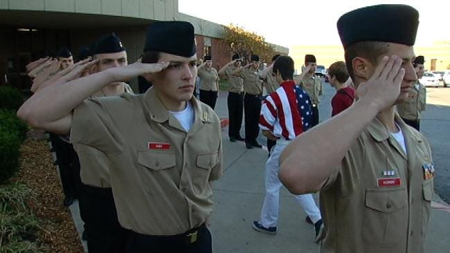 Claremore Students Get Memorable History Lesson In Huge Video Project
