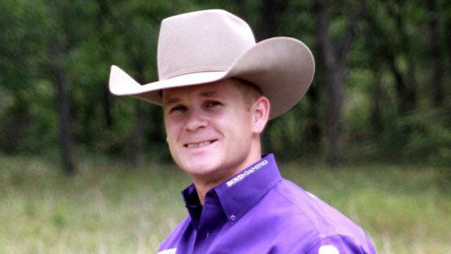 Creek County Man Qualifies For Wrangler National Finals Rodeo