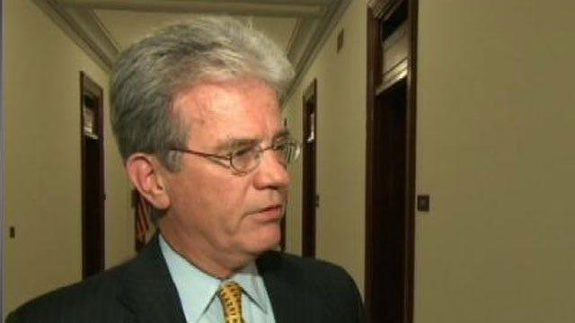 Senator Tom Coburn Speaks Out On Wasteful Spending In Defense Department