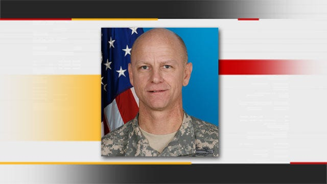 Oklahoma Guardsman To Be Promoted To General At State Capitol