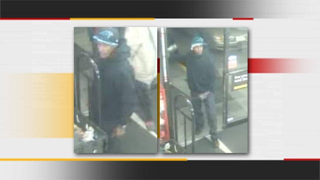 Police Seek Information About Tulsa Dollar General Robbery Person Of Interest