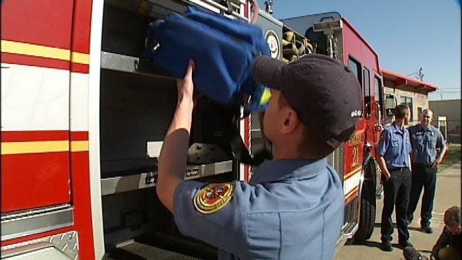 Three Tulsa Fire Stations Beef Up Medical Emergency Response