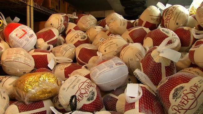 Tulsa Mission 3,000 Turkeys Short Of Thanksgiving Need