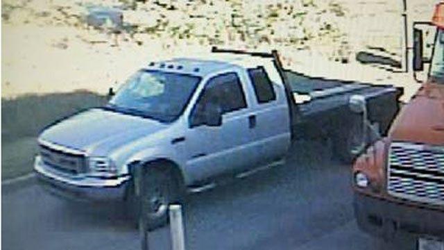 Tulsa Police: Pickup Truck, Gooseneck Trailer Stolen From Storage Lot
