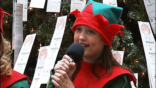 Salvation Army Sees Increase In Needs For Holiday Angel Trees