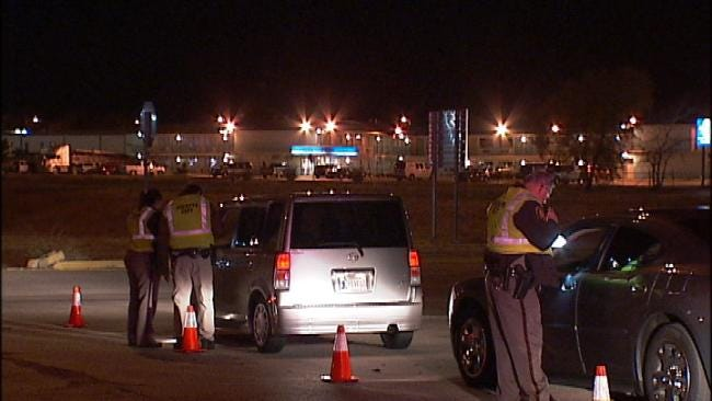 Tulsa County Checkpoint Busts Uninsured Drivers