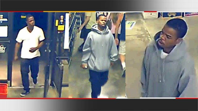 Tulsa Police Seek To Identify Armed Robbery Suspect