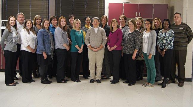 Union Public Schools Announces Top Teachers