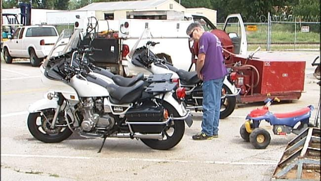 City Of Tulsa Holds Surplus Property Auction Saturday