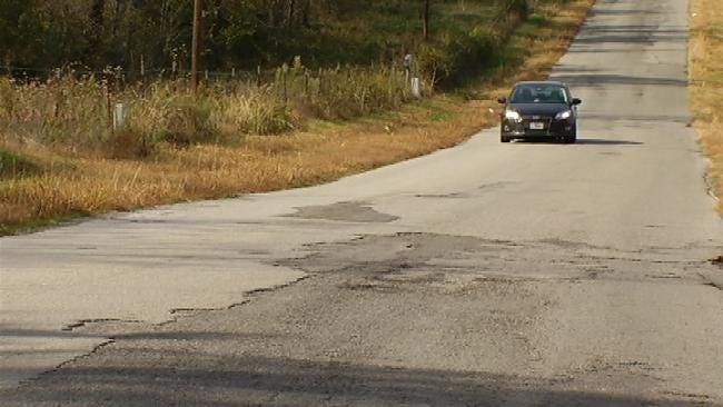 Mayes County Commissioner Says Sales Tax Needed For Road Repairs
