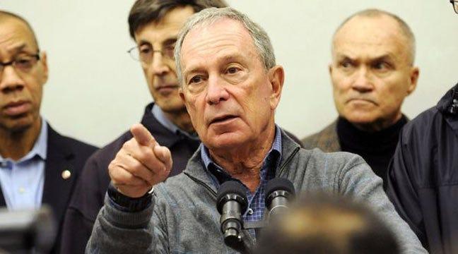 Mayor Michael Bloomberg: New York City Marathon Is Off
