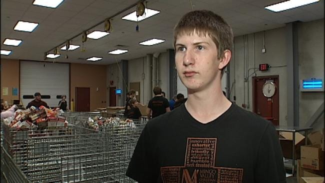 Mingo Valley Christian Students Help Community With Serve-a-thon
