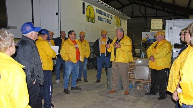 More Oklahoma Volunteers Headed To East Coast