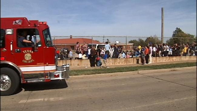 Tulsa Elementary School Evacuated After Kitchen Fire
